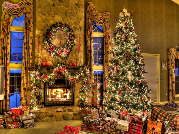 perfect-beautiful-christmas-decorations-on-decoration-with-make-a-decor-pretty-tree-and-lights-idea-of_how-to-decorate-house-for-christmas_design-your-apartment-interior-decor-ideas