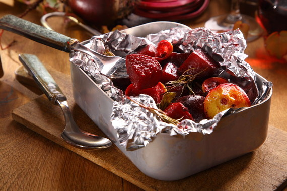 Why You Shouldn_t Wrap Your Food in Aluminium Foil Before Cooking It